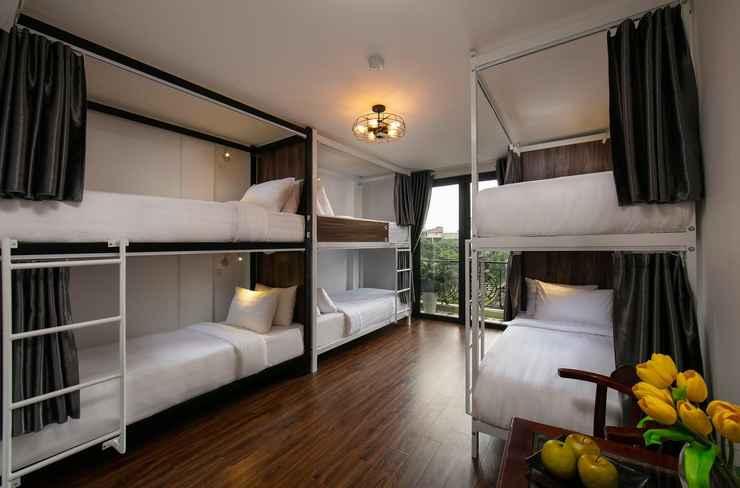 BEDROOM Hanoi Backpacker Suite Hostel