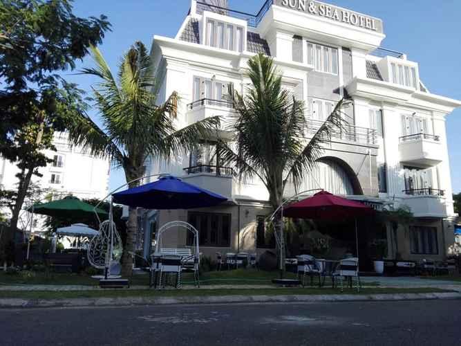 EXTERIOR_BUILDING Sun & Sea Hotel Nha Trang