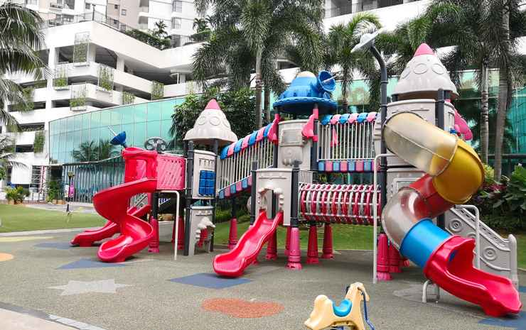 Garden View Homestay @ Country Garden Danga Bay Johor -