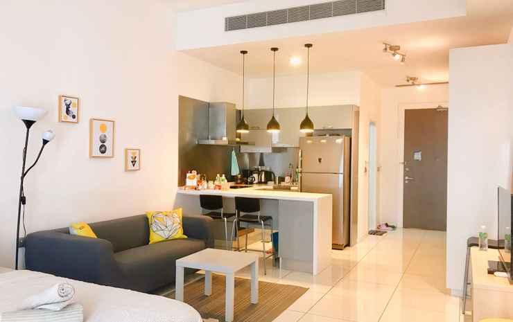 Cosy Studio @ Embassy Row KLCC by 7kgTraveller Home Kuala Lumpur - One Bedroom Studio Apartment