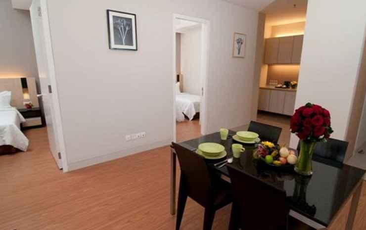 Apex Suites @ Swiss-Garden Residence Bukit Bintang Kuala Lumpur - Two-Bedroom Apartment