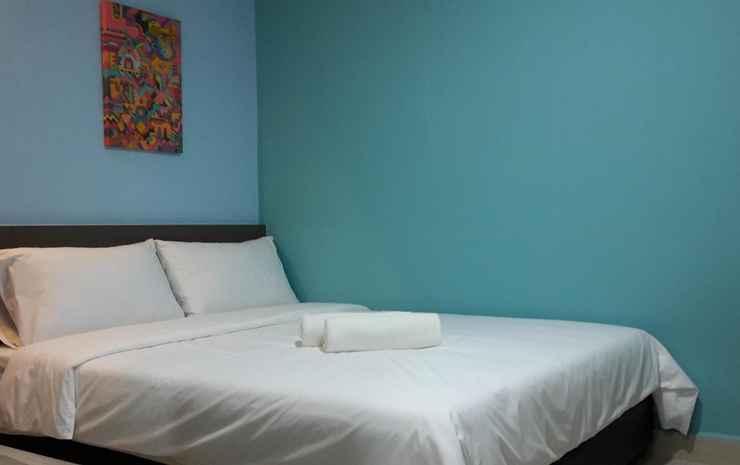 Link Inn Suite Johor - Two-Bedroom Deluxe Suite (Three Pax)
