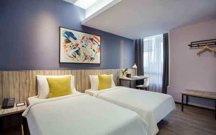 Days Hotel & Suites by Wyndham Fraser Business Park Kuala Lumpur Kuala Lumpur -