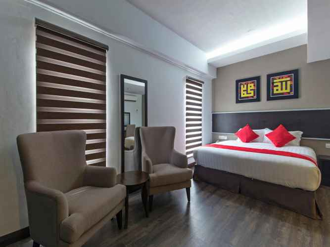 BEDROOM Hotel Midaris