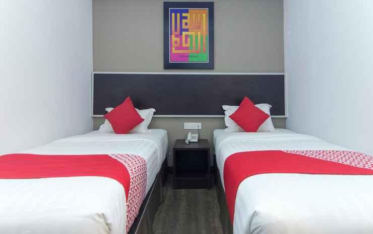 Hotel Midaris Kuala Lumpur - Standard Twin