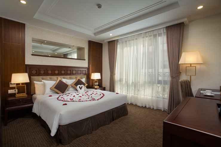 BEDROOM Rex Hanoi Hotel
