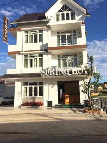 EXTERIOR_BUILDING Khách Sạn Spring Đà Lạt