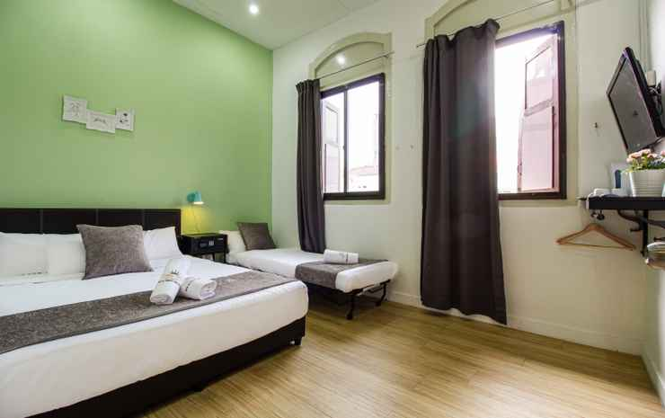 Hup Hoe Hotel (managed Q Loft Hotels@Geylang) Singapore - Family Triple Room Only