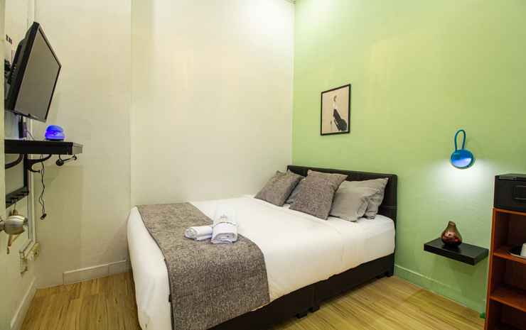 Hup Hoe Hotel (managed Q Loft Hotels@Geylang) Singapore - Deluxe Double Room Only