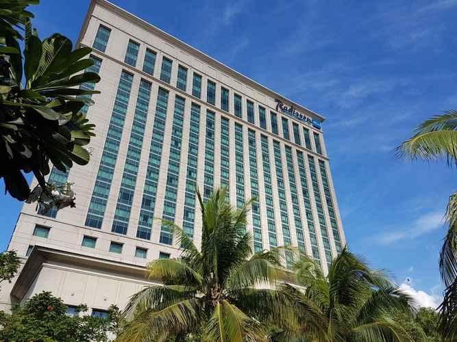 EXTERIOR_BUILDING Radisson Blu Cebu