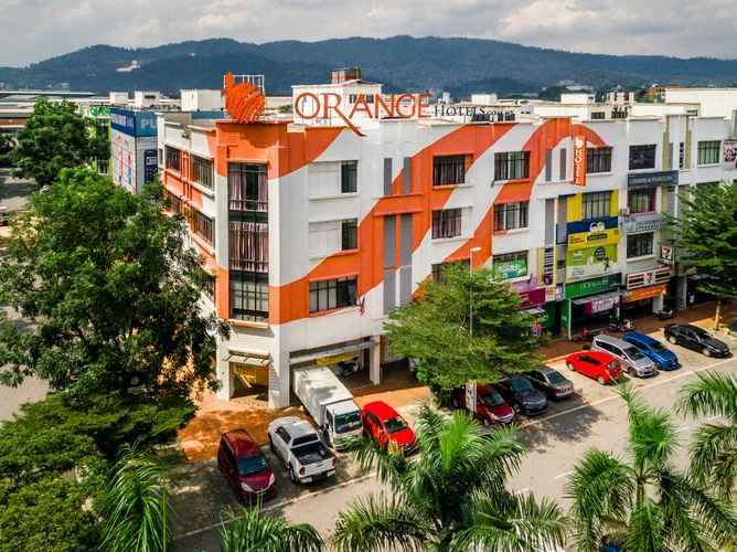 EXTERIOR_BUILDING Orange Hotel Sungai Buloh