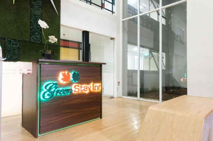 LOBBY Green Stay Inn @Aeropolis Residence 2