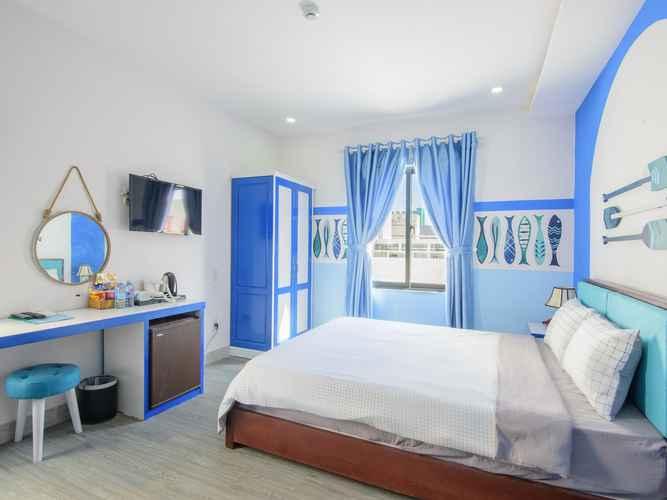 BEDROOM Dreamy Beach Boutique Hotel