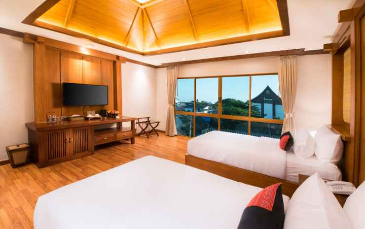 Phra Singh Village Chiang Mai - Superior Twin Beds