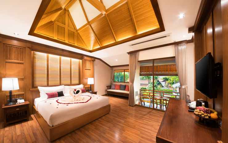 Phra Singh Village Chiang Mai - Deluxe Double with Balcony