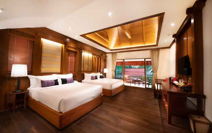 Phra Singh Village Chiang Mai - Grand Family Suite with Balcony