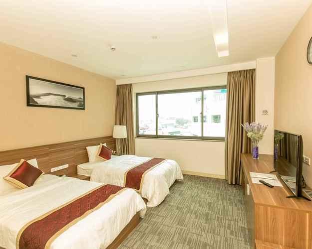 BEDROOM Khách sạn Aroma