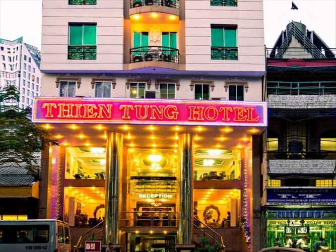 EXTERIOR_BUILDING Khách Sạn Thiên Tùng
