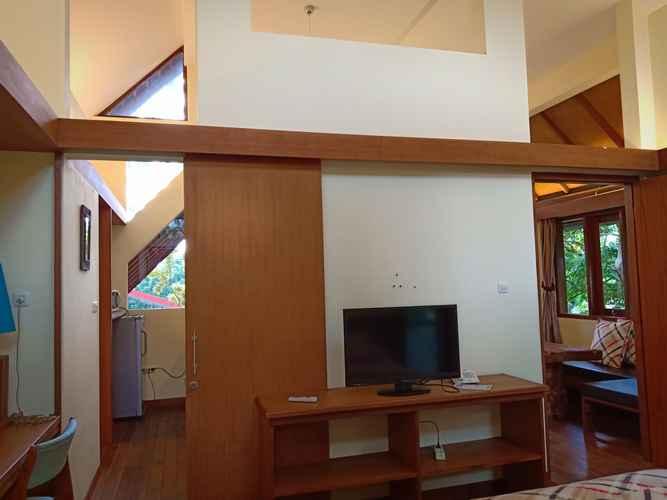 BEDROOM Nice Villa Agung at Rawa Pening Garden