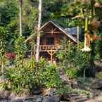 EXTERIOR_BUILDING Villa Cemara - Log Home Villa Taman Wisata Bougenville