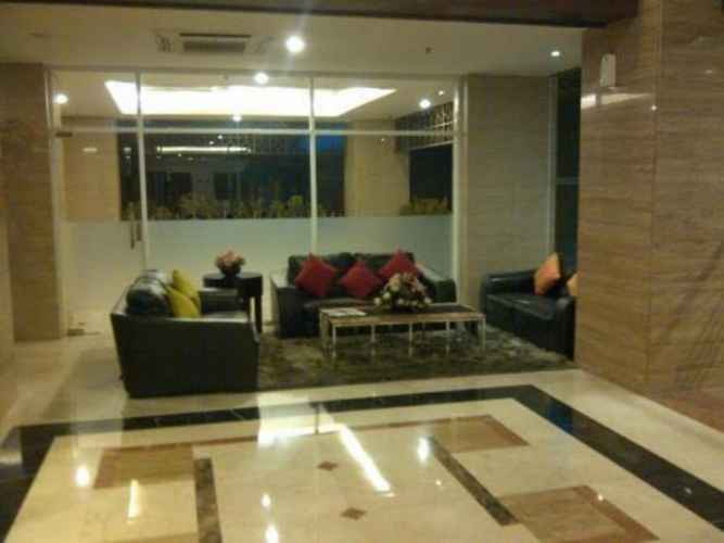 LOBBY Majesty 2BR Room at Apartemen Puri Park View