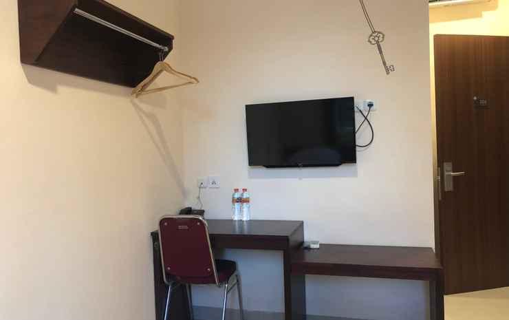 Mega express hotel Pematangsiantar - Standard No Window (Non Smoking Room)