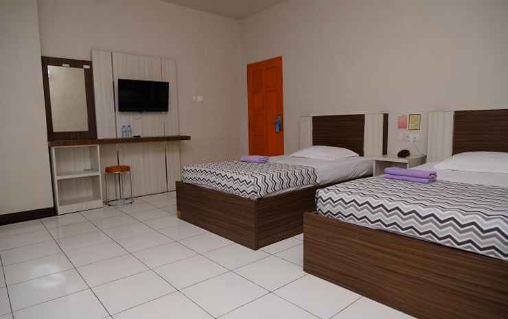 D'Mars Hotel Maros - Suite Family Twin Bed