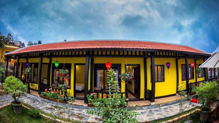 EXTERIOR_BUILDING Sapa Charming Homestay