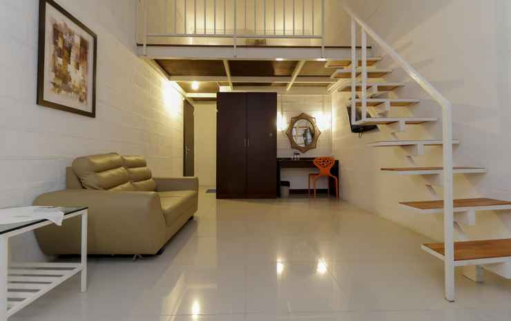 Orchard Suite near Batam Center Batam - Two-Story Room (MAX CHECK-IN 22:00)