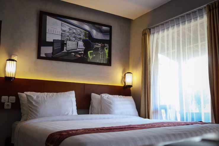 BEDROOM Cozy Room at Homestay Ndeso Bigaran Borobudur