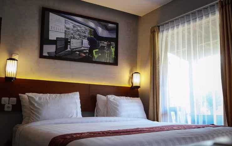 Cozy Room at Homestay Ndeso Bigaran Borobudur Magelang - Double Bed