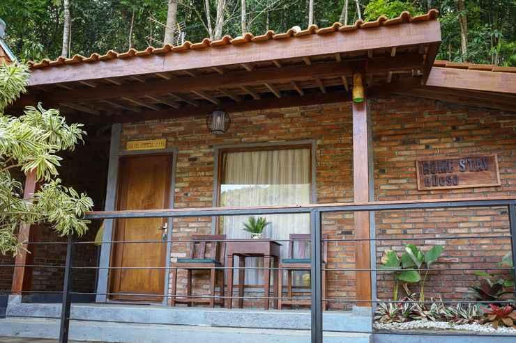EXTERIOR_BUILDING Cozy Room at Homestay Ndeso Bigaran Borobudur