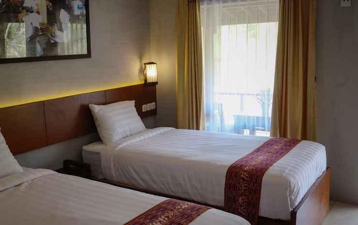 Cozy Room at Homestay Ndeso Bigaran Borobudur Magelang - Twin Bed