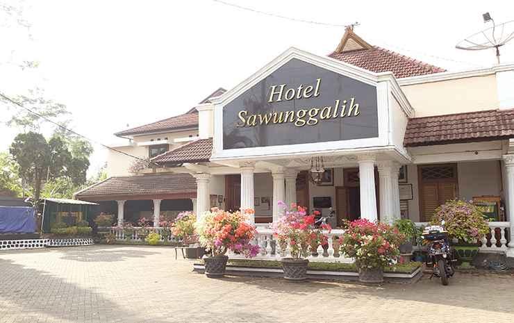 EXTERIOR_BUILDING Hotel Sawunggalih