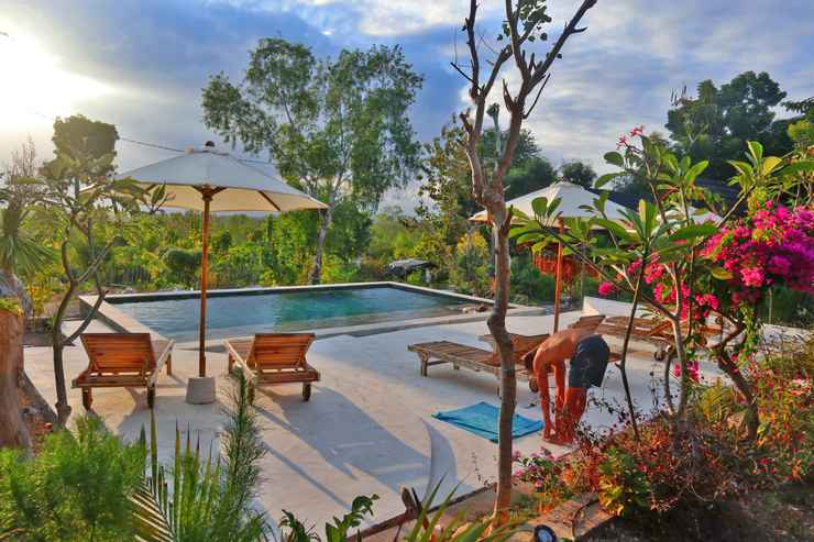 Sunset Hill Cottage Klungkung Low Rates 2020 Traveloka