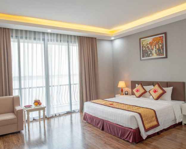 BEDROOM Sunrise Hanoi Hotel