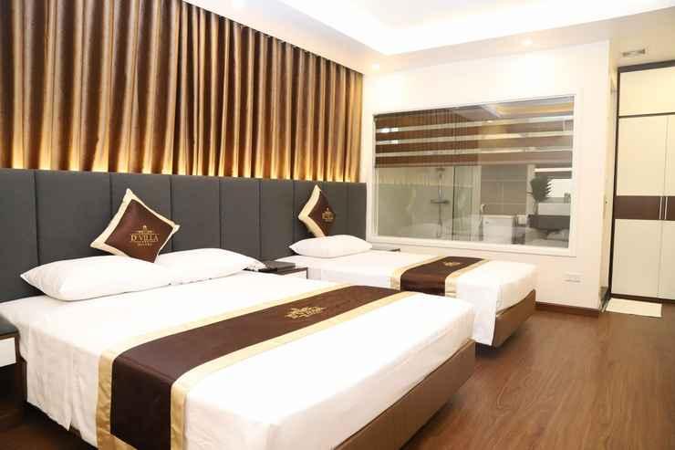 BEDROOM D'Villa Hotel