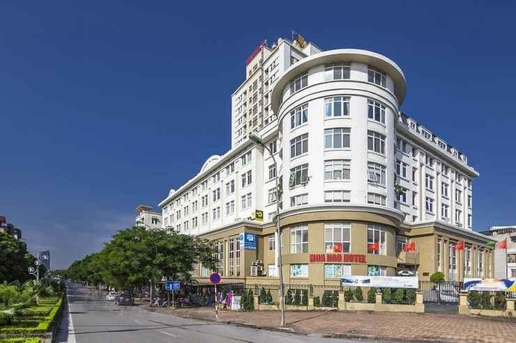EXTERIOR_BUILDING Hoa Dao Hotel Ha Noi