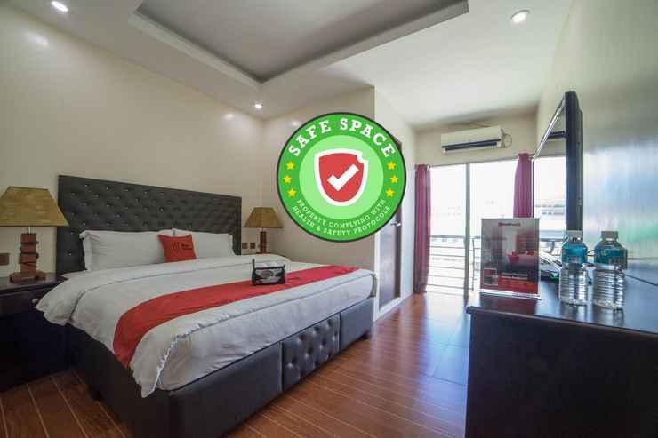 BEDROOM RedDoorz Plus @ Balibago Angeles City