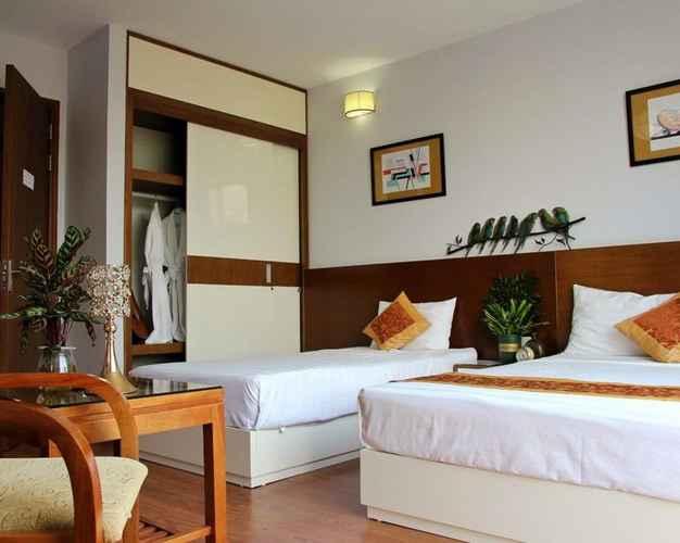 LOBBY Little Vietnam Bed and Breakfast Homestay