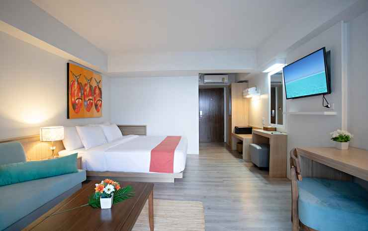 Villa Cha-Cha Krabi Beachfront Resort Krabi - Double Dengan Balkon