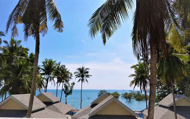Villa Cha-Cha Krabi Beachfront Resort Krabi - Deluxe Twin Room Only with Sea View