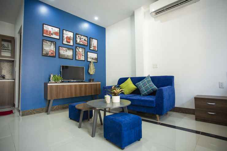 LOBBY Alaya Serviced Apartment 6