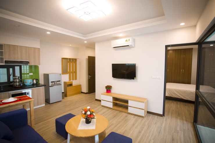 BEDROOM Alaya Serviced Apartment 7
