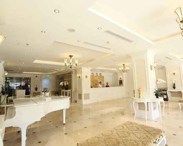 LOBBY City Bay Palace Hotel