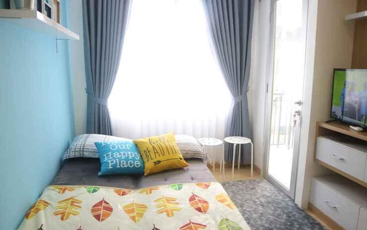Jardin Apartment Cihampelas By Ghina Bandung - 2 Deluxe Room