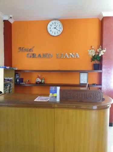 LOBBY Hotel Grand Liana Cilacap
