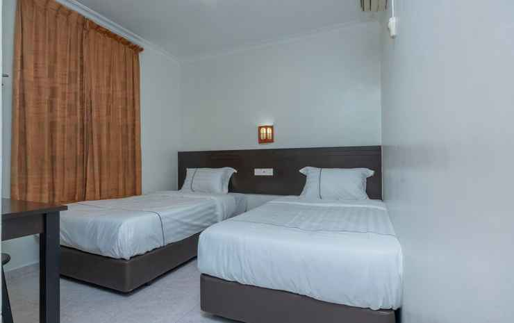 Fully Hotel Desa Tebrau Johor - Standard Twin