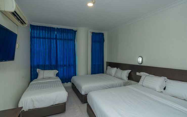 Fully Hotel Desa Tebrau Johor - Executive Suite room