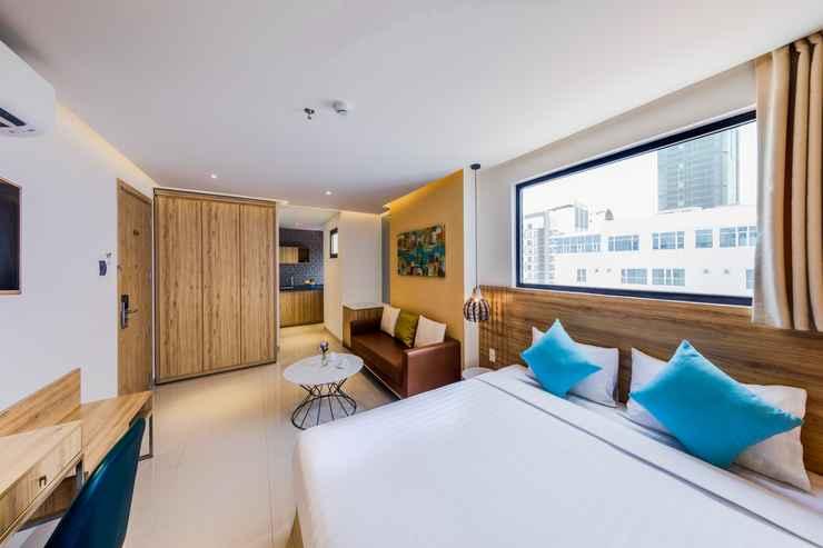 BEDROOM Maison Phuong Hotel & Apartment